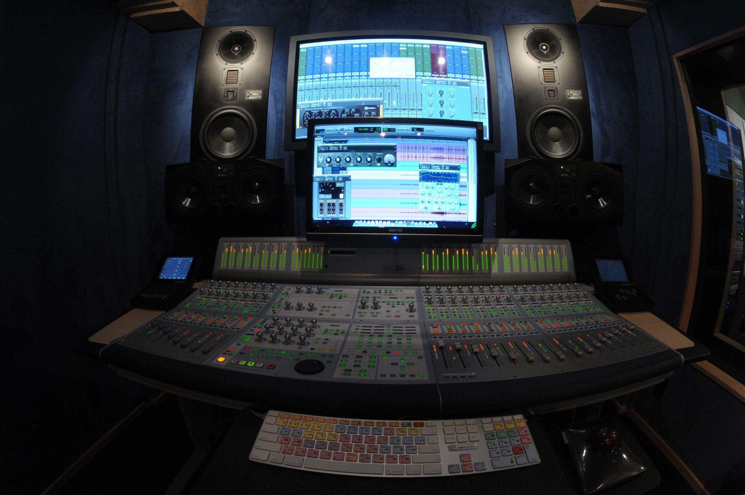 Studio | The Panic Room Studios