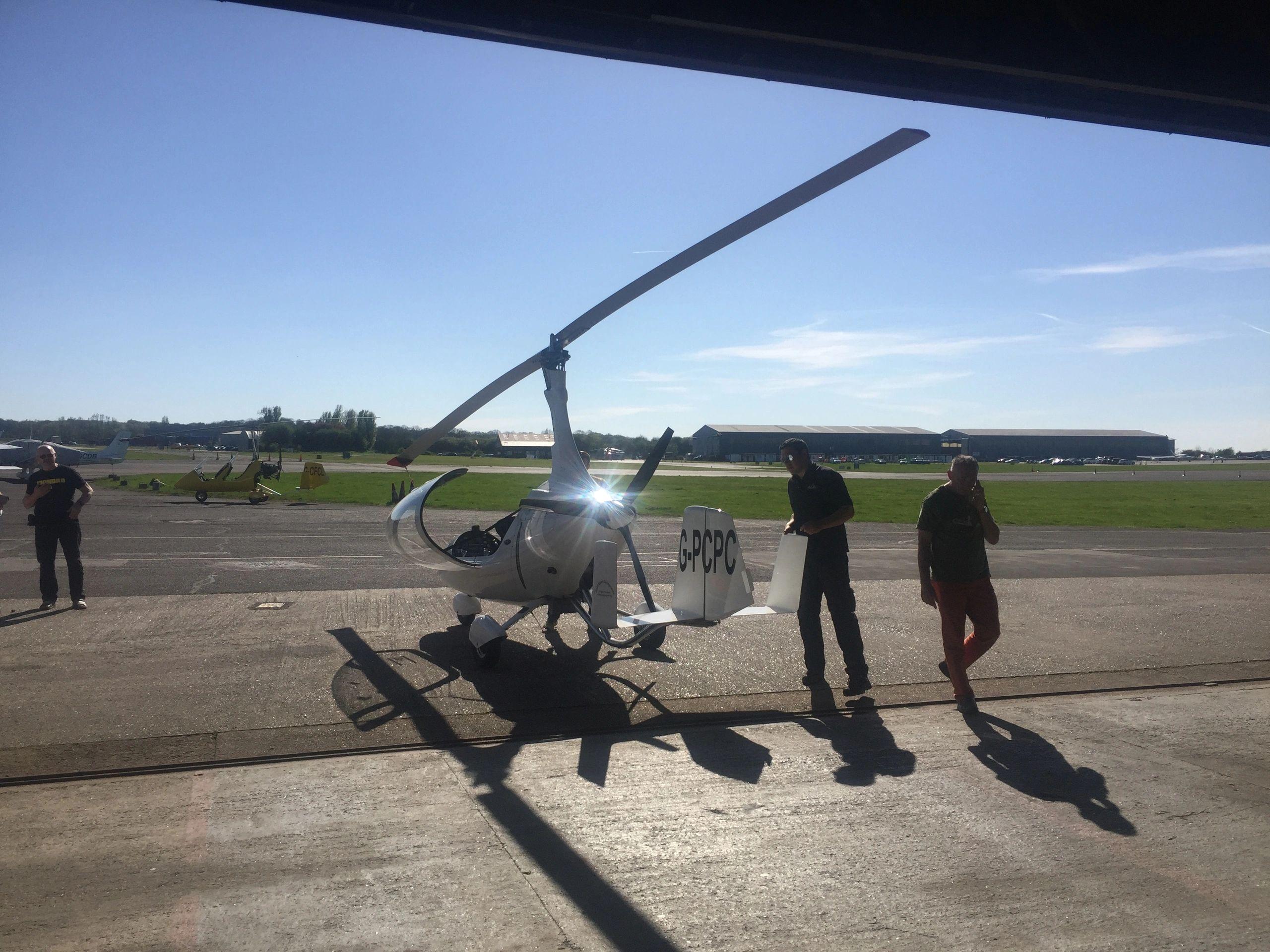 100+ Gyrocopter Training – yasminroohi