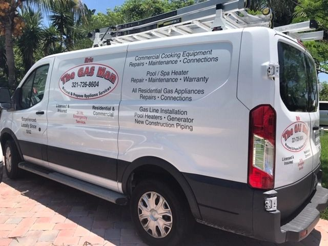 The Gas Man Gas Lines Appliance Installation And Repair
