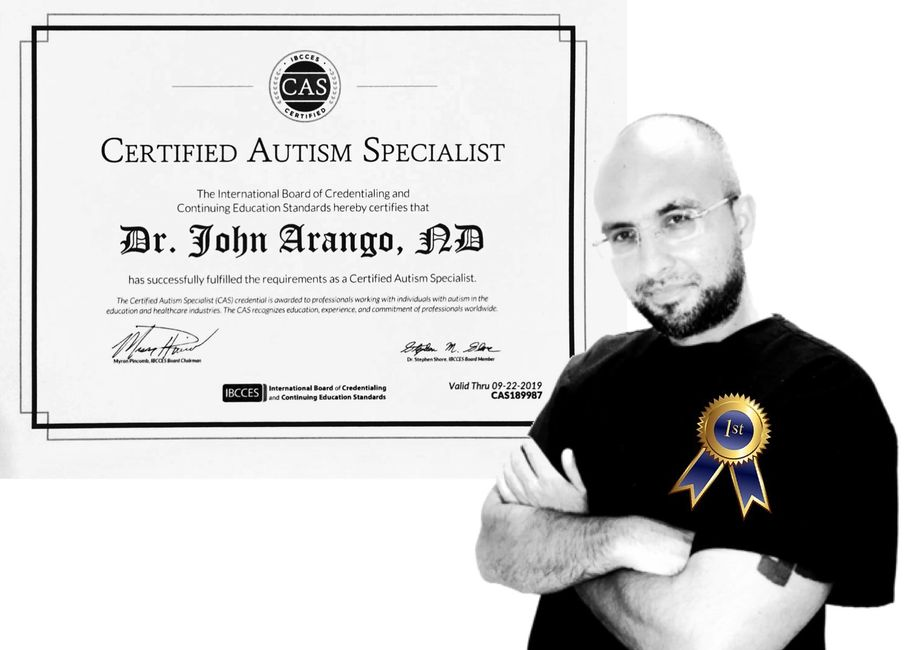 South Florida's 1st Board Certified Autism Specialist