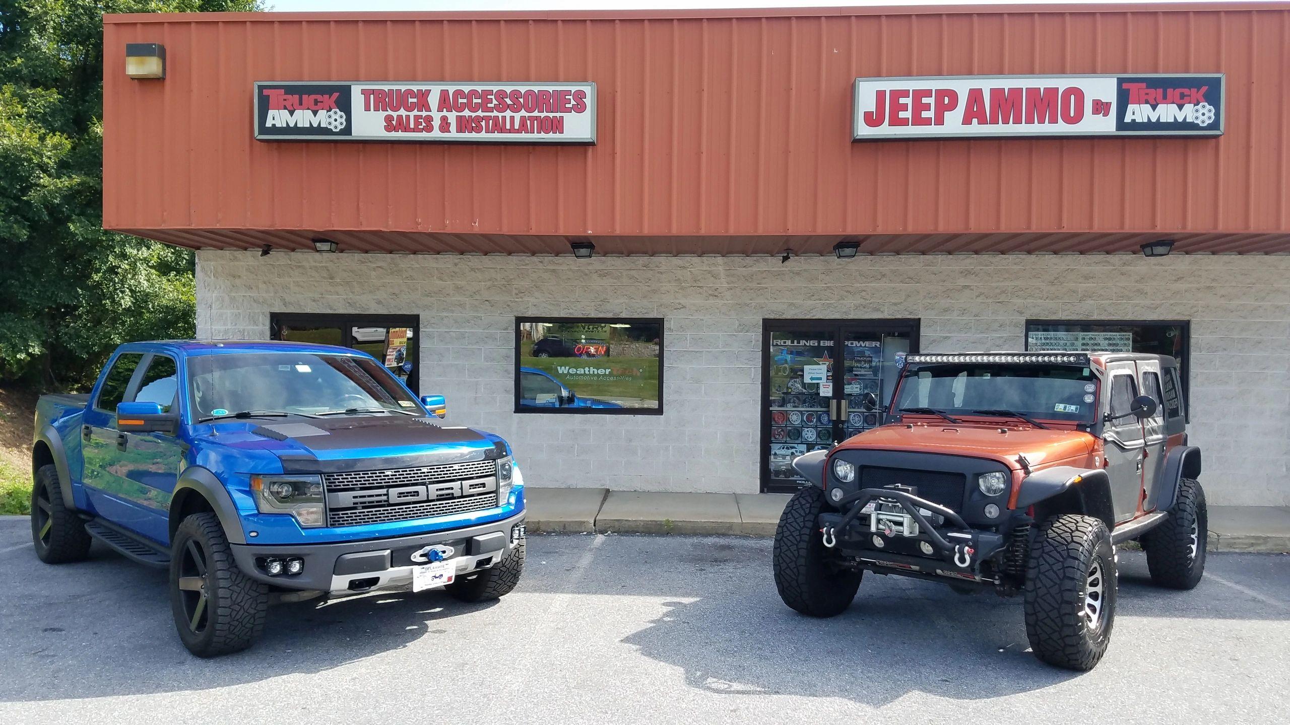 Truckammo Truck Accessories Jeep Accessories