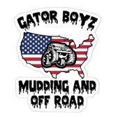 Gator Boyz Mudding and Offroad