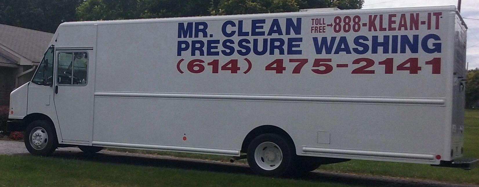 Vynal Siding Mr Clean Pressure Washing