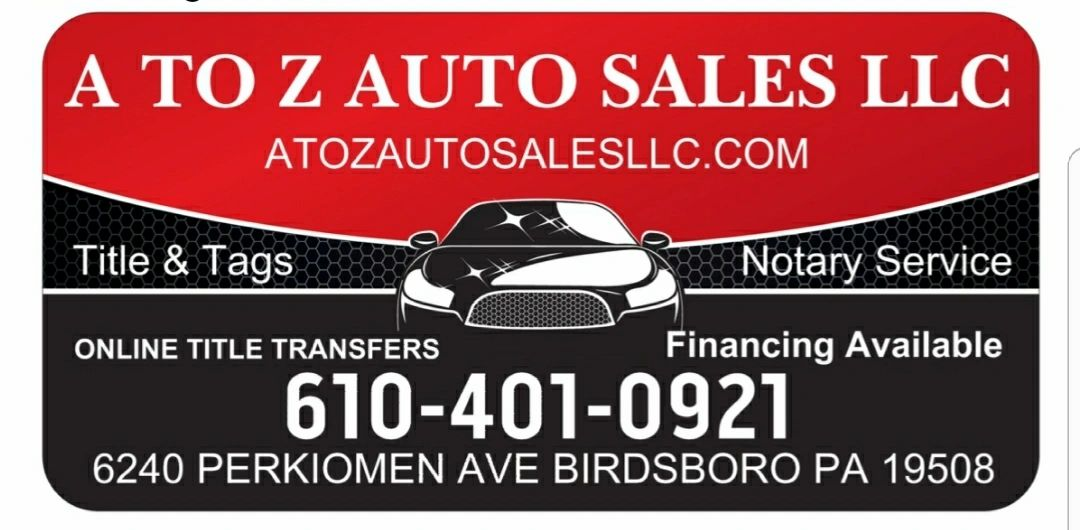 A To Z Auto >> A To Z Auto Sales
