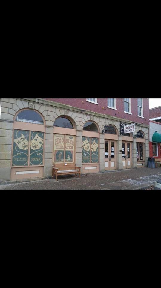 Vevay S Historic Hoosier Theater