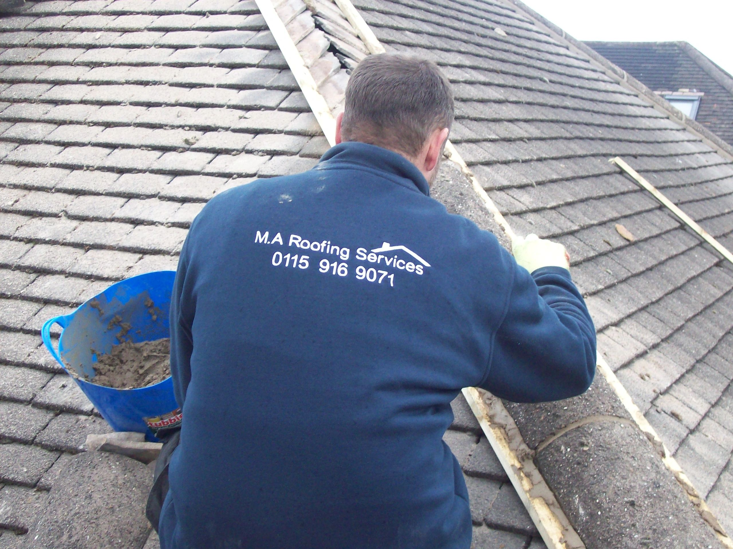 Services M A Roofing Services