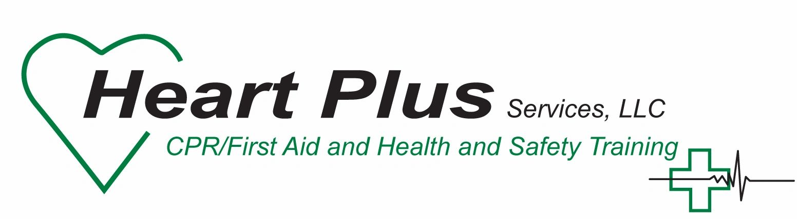 Heart Plus Services Cpr And First Aid Health And Safety