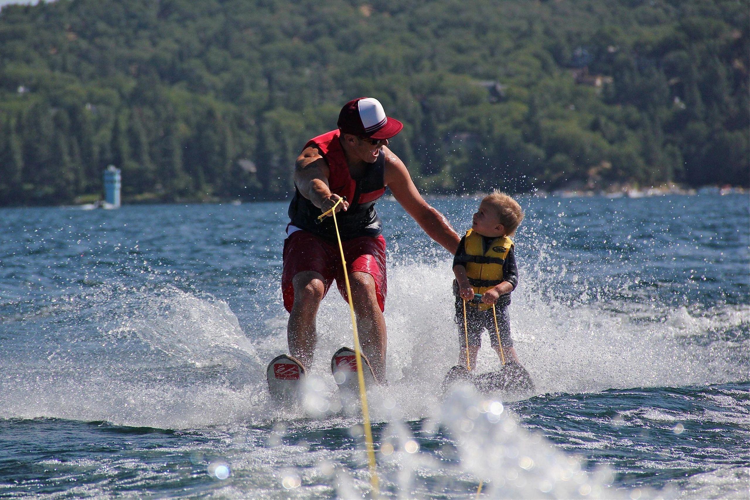 Kids Water Skis >> Mckenzie Water Ski School