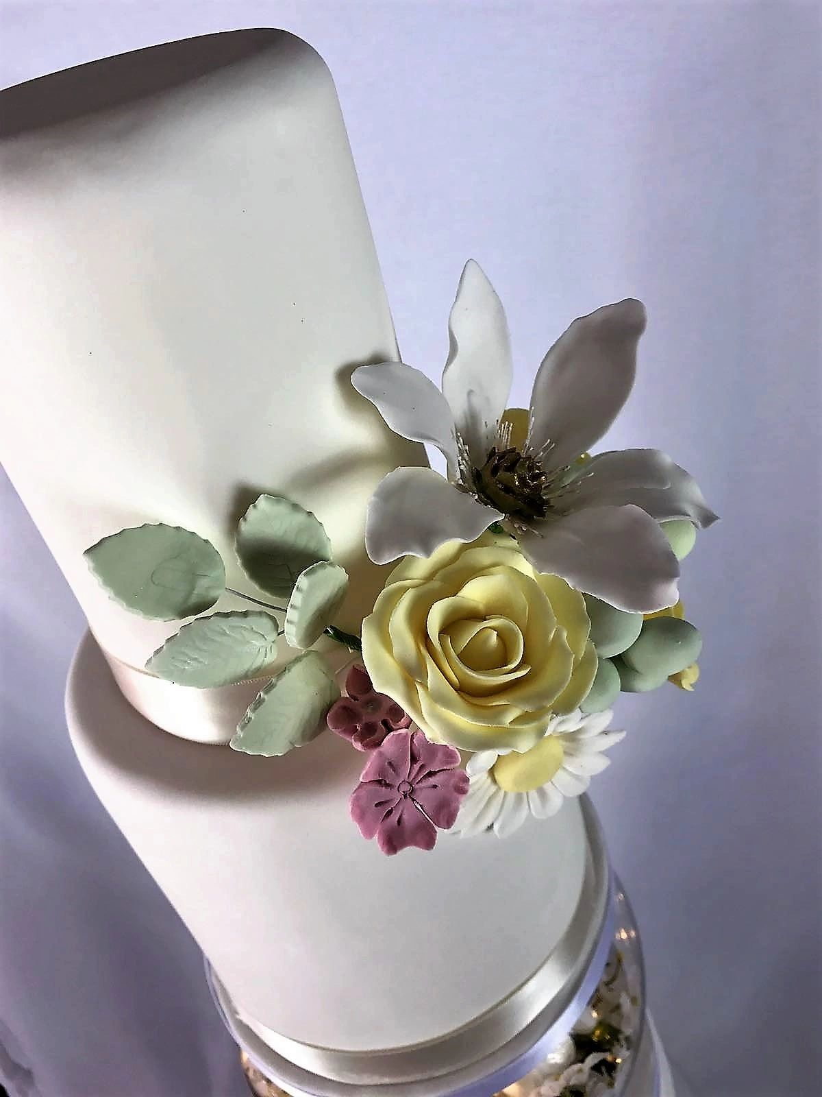 Wedding Cakes Oswestry