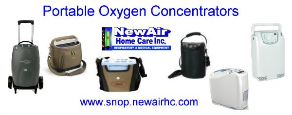 portable oxygen concentrators poc