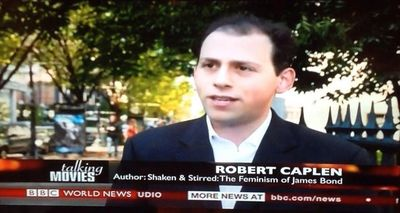 Robert Caplen Interview with BBC