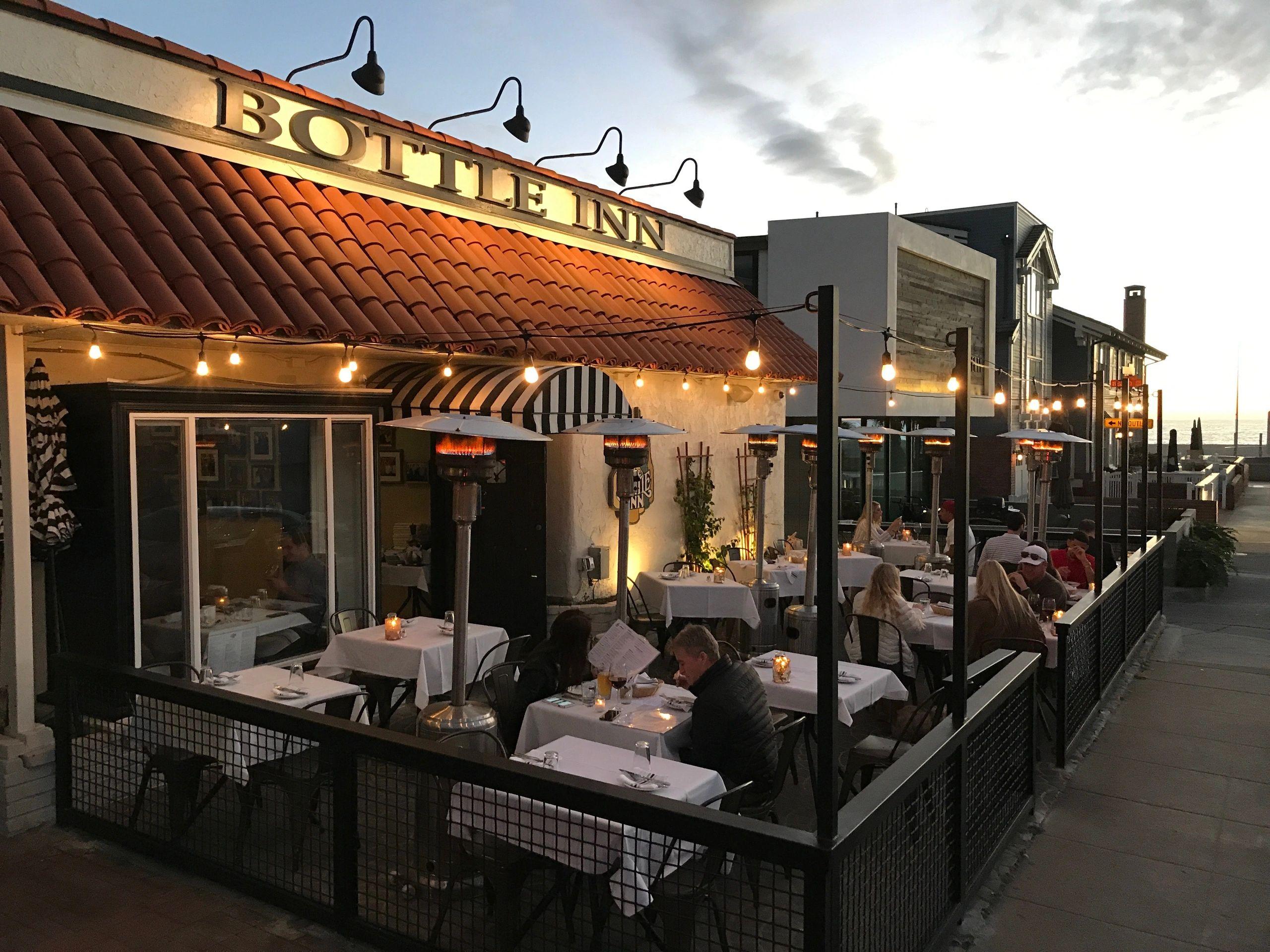 The Bottle Inn Hermosa Italian Restaurant Hermosa Beach