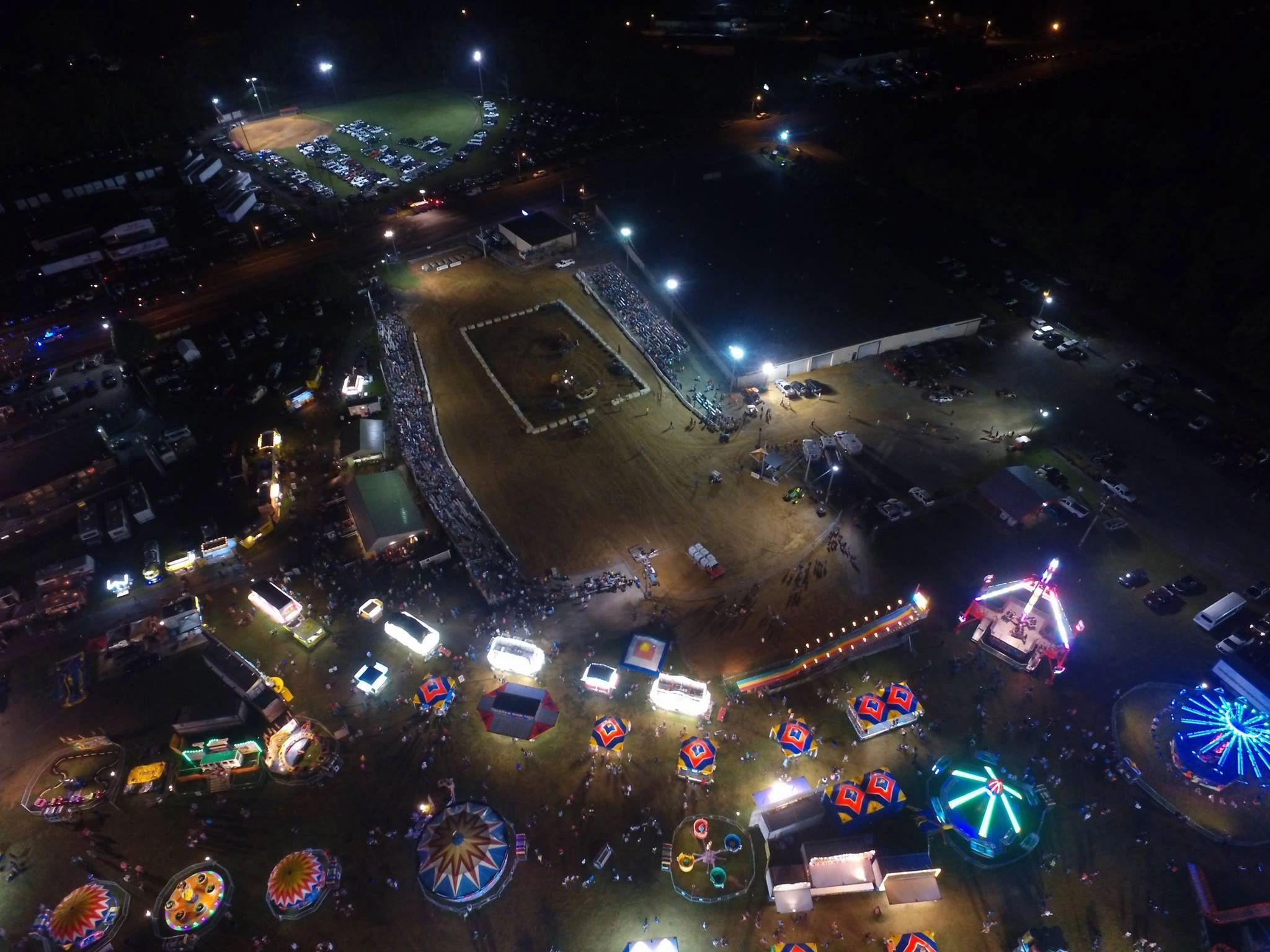 Robertson County Fair Association - Fairgrounds, Facility Rental