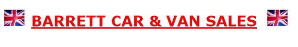 Barrett Car And Van Sales