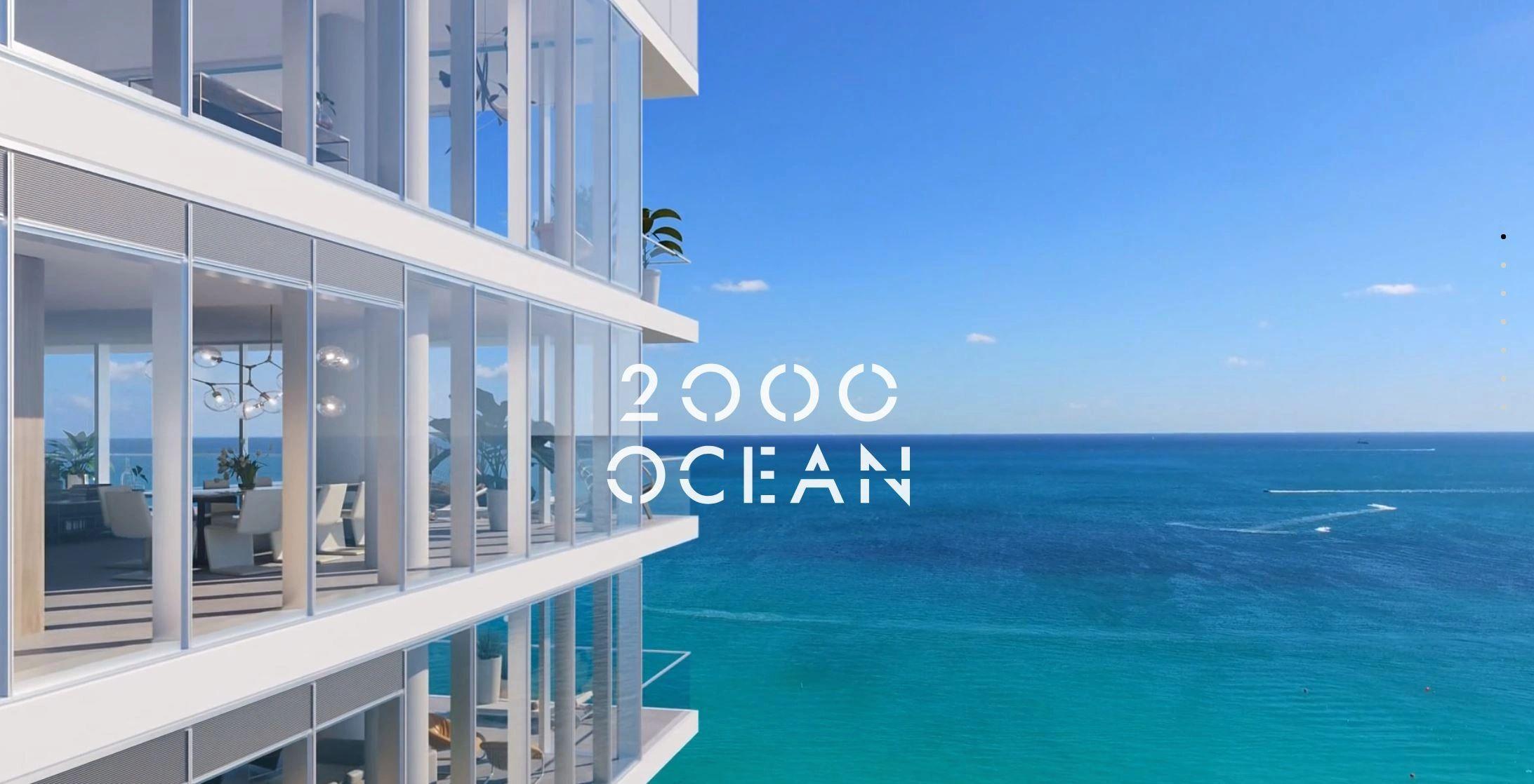 2000 ocean hallandale prices