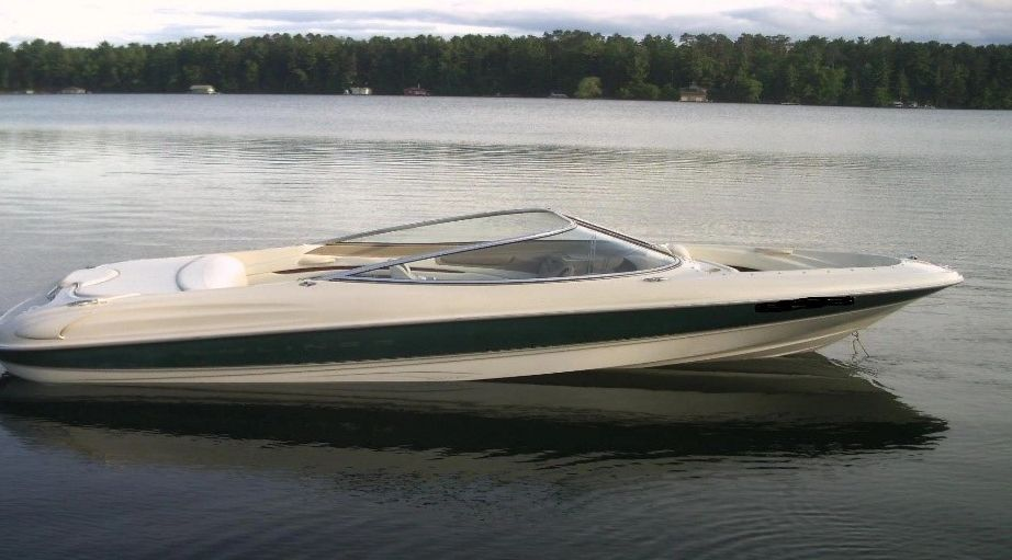Northern Wisconsin Boat Rental providing Ski boats like this one for your Northwoods enjoyment!