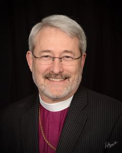 The Right Reverend W. Andrew Waldo, Bishop of the Diocese of Upper South Carolina