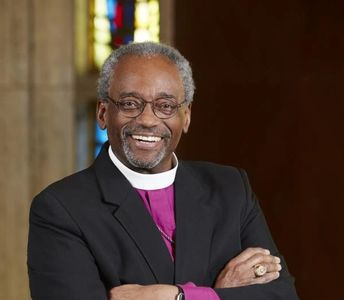 The Most Reverend Michael Bruce Curry, Presiding Bishop and Primate of the Episcopal Church