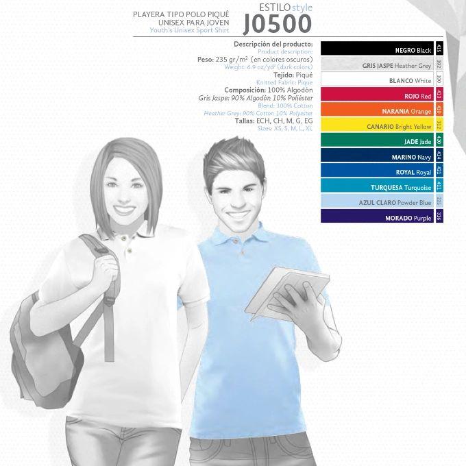 Publicidad Icono - Playeras e698d537cd7db