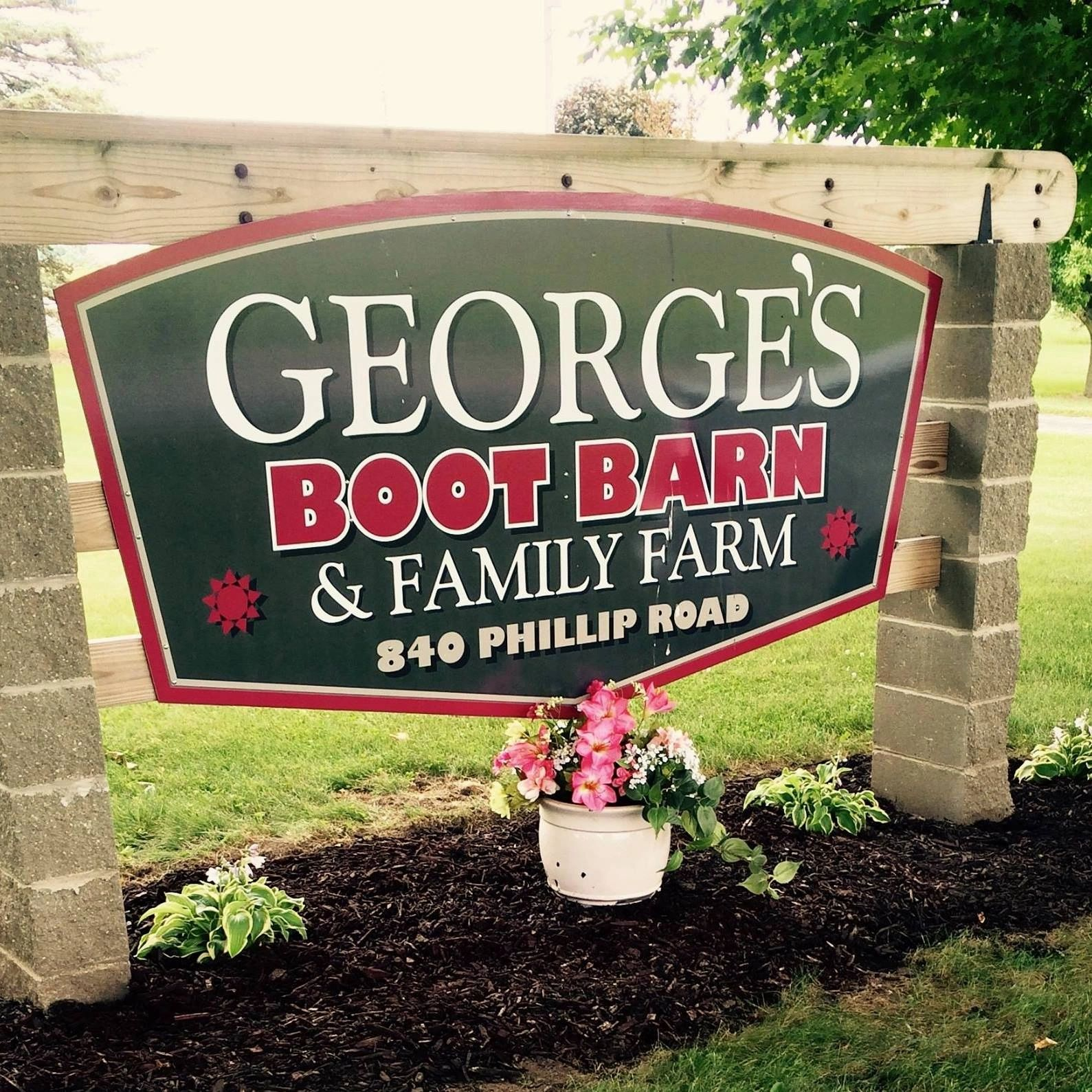 George's Boot Barn - Boots, Shoe Store
