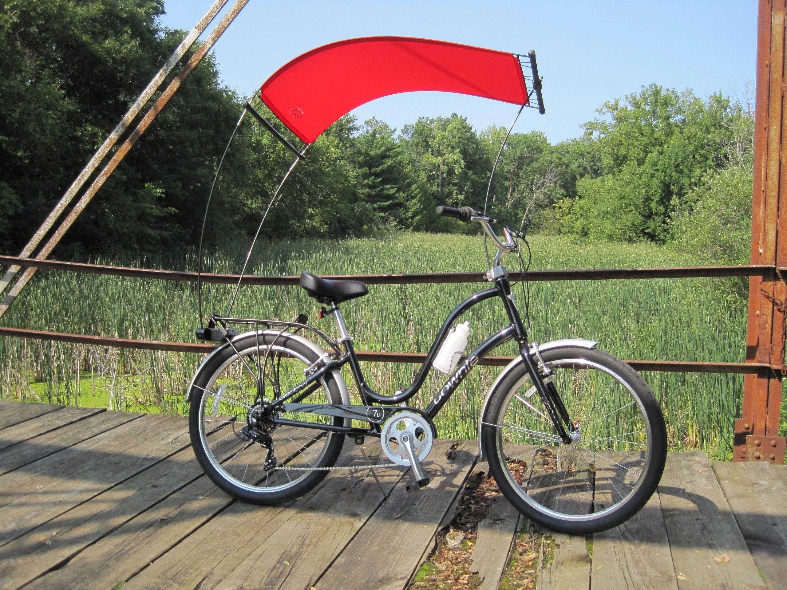 1 Badass Canopy - Bike Canopies, Trike Canopies