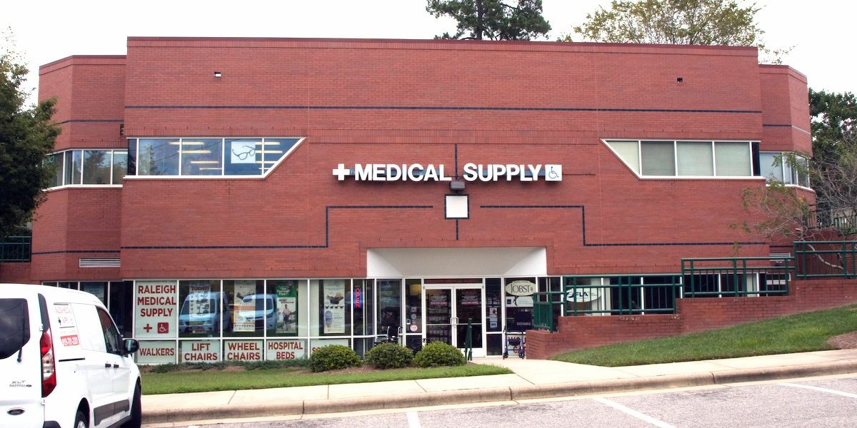 Medical Equipment and Supplies - Raleigh Medical Supply