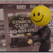 the comics club
