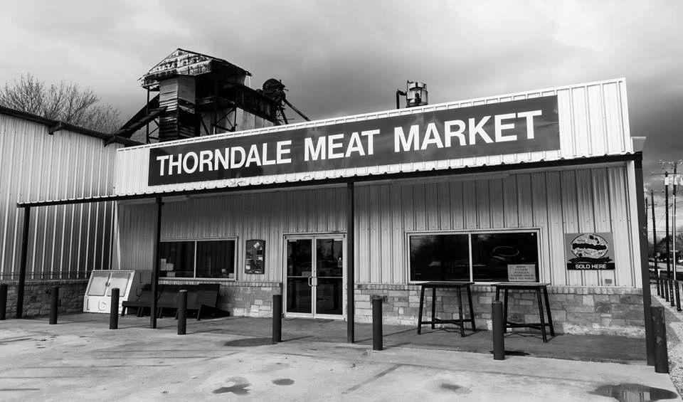Brisket Thorndale Meat Market