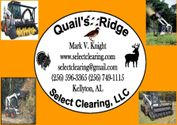 Quail's Ridge Select Clearing