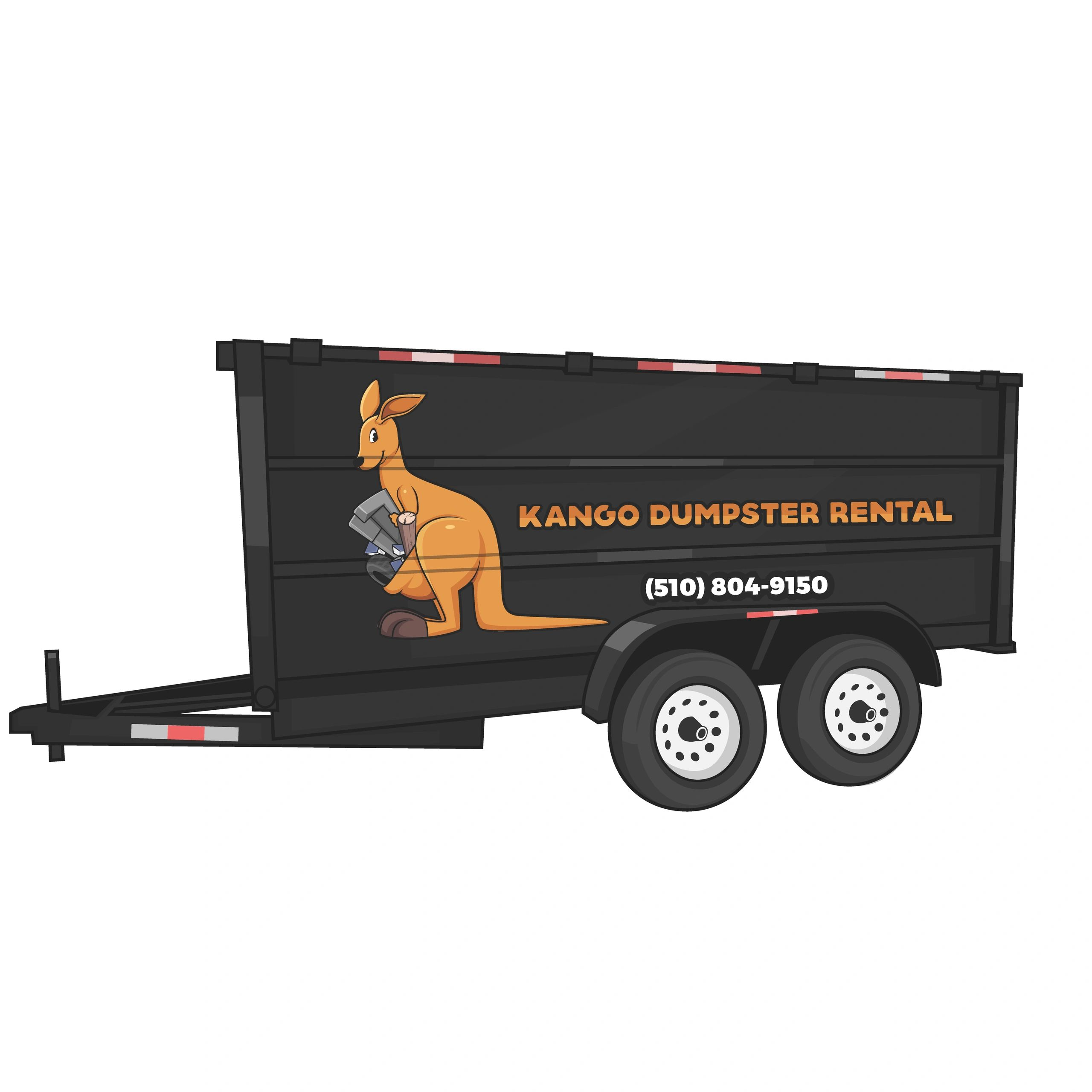 KanGo Dumpster Rental - Dumpster Rental, Junk Removal
