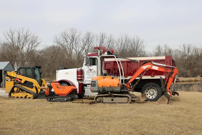 Gravel Driveways | John Marr Bobcat and Mini Excavator