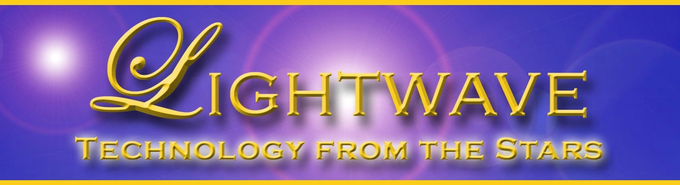 Lightwave energetic infusion