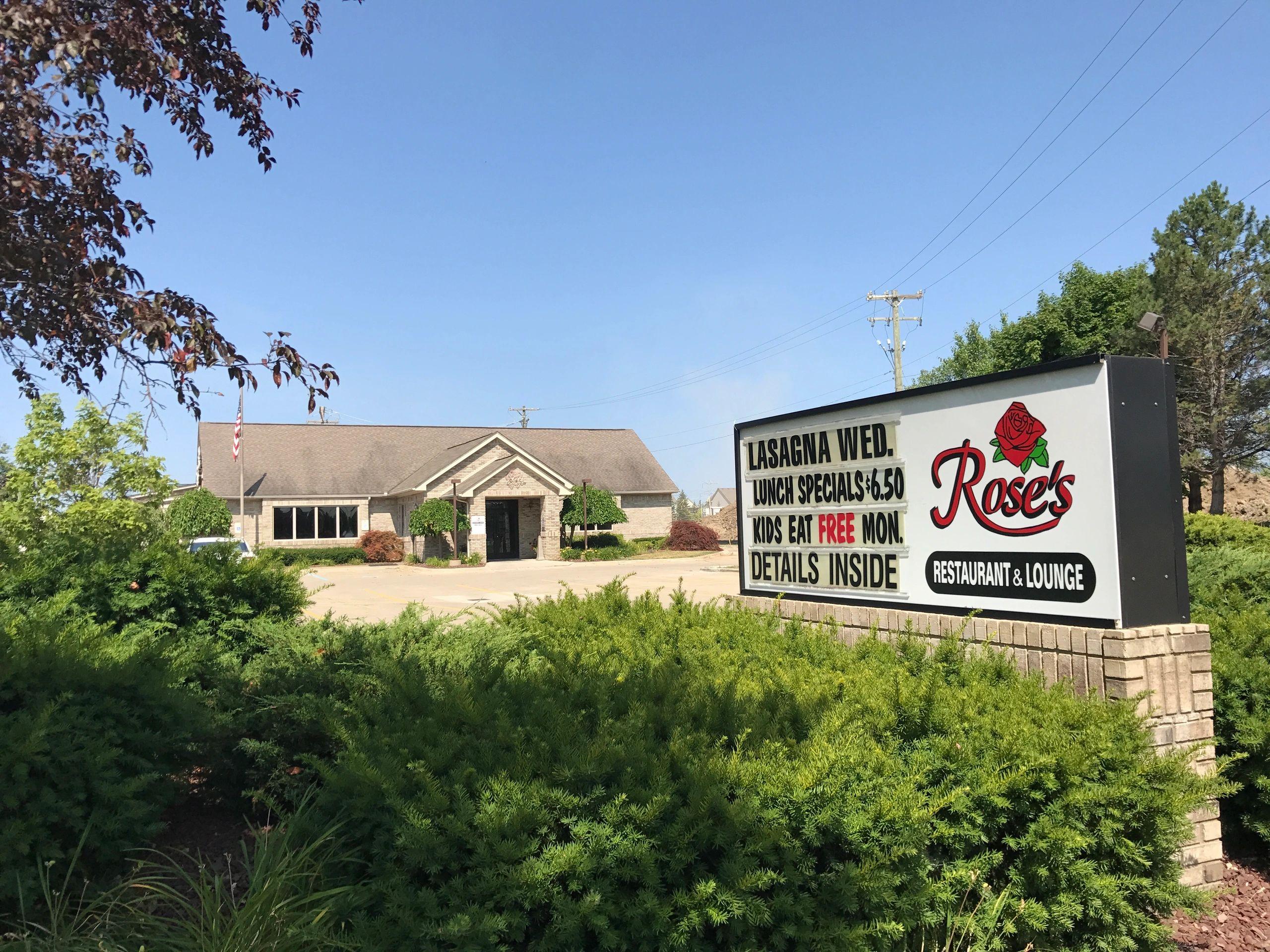 Rose S Restaurant