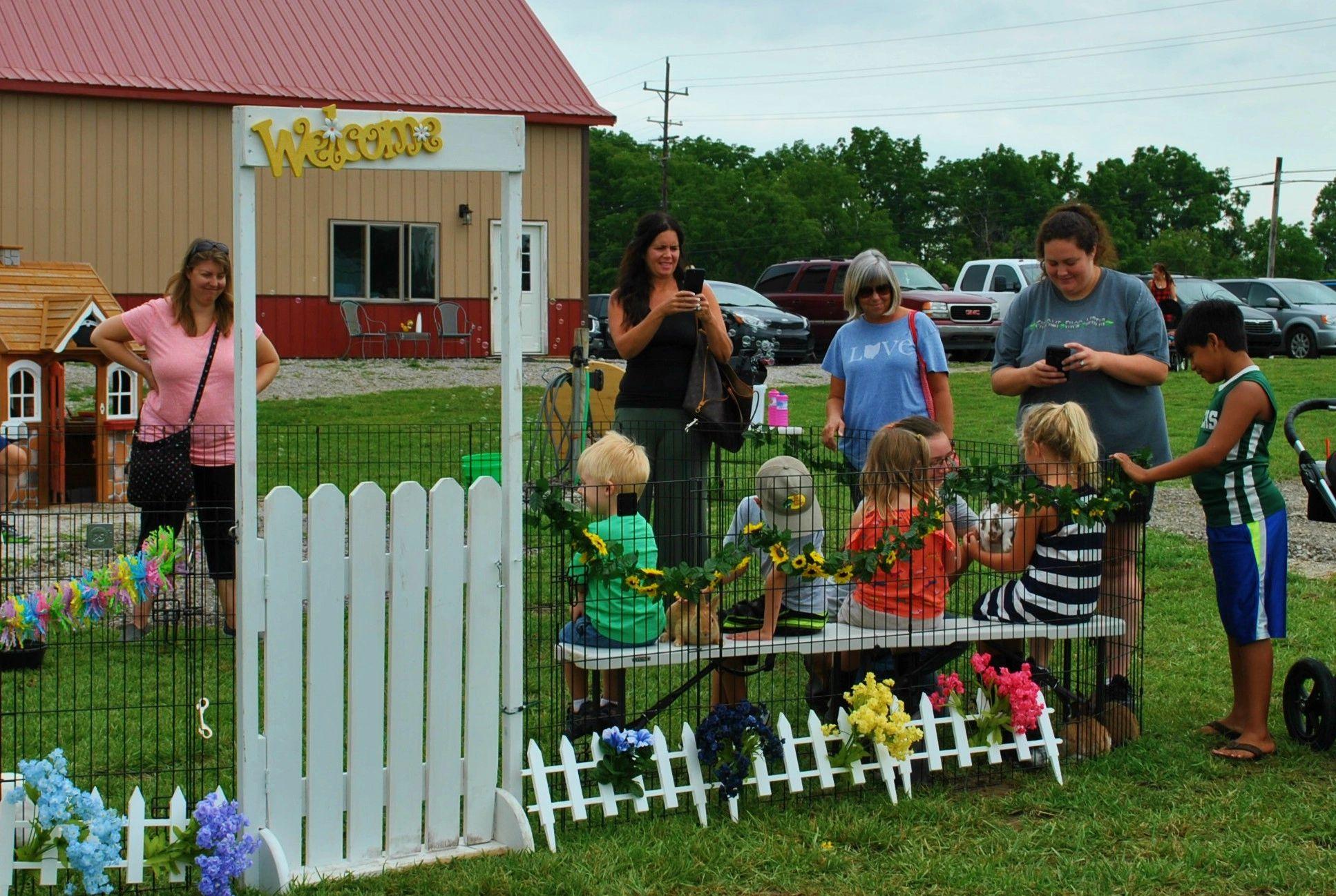 Duke Petting Farm and Carriage Company - Pony Rides, Petting