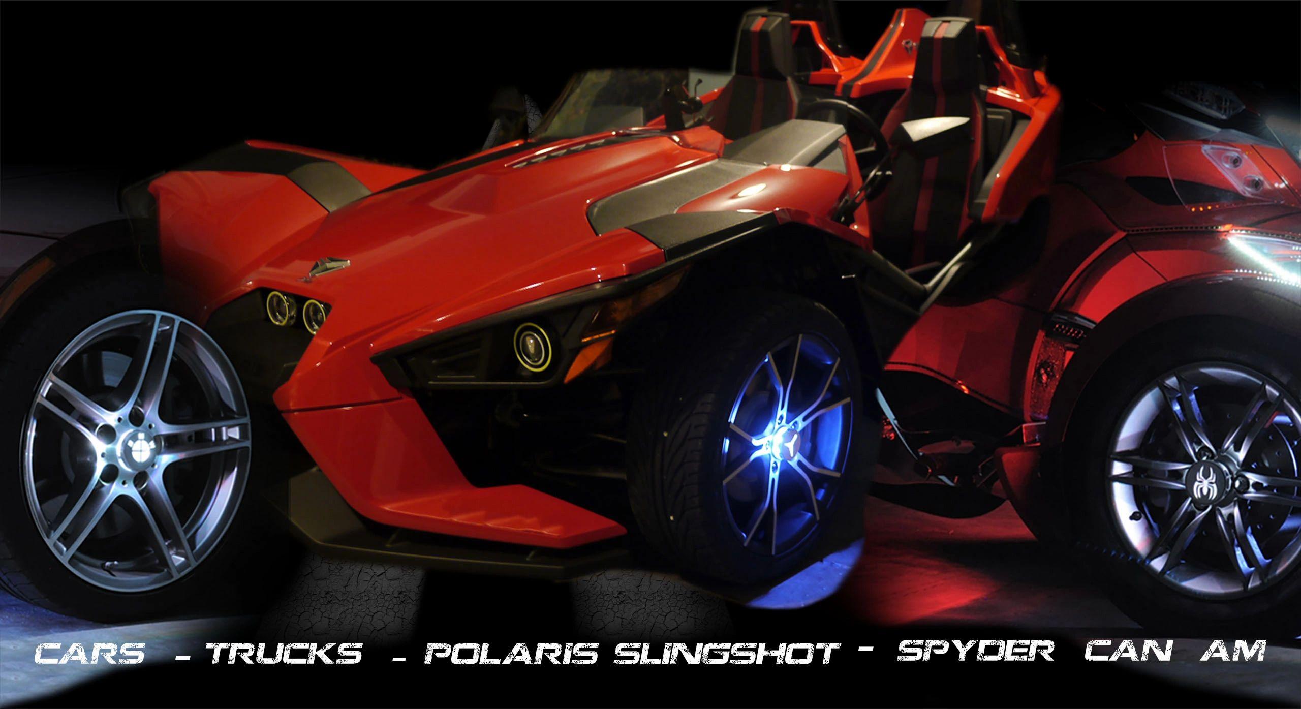 GloRyder Wheel Lights