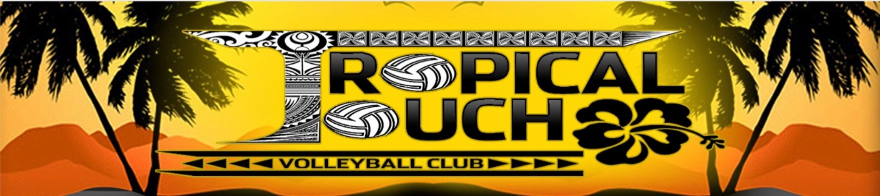 Summer Clinics Tropical Touch Volleyball Club