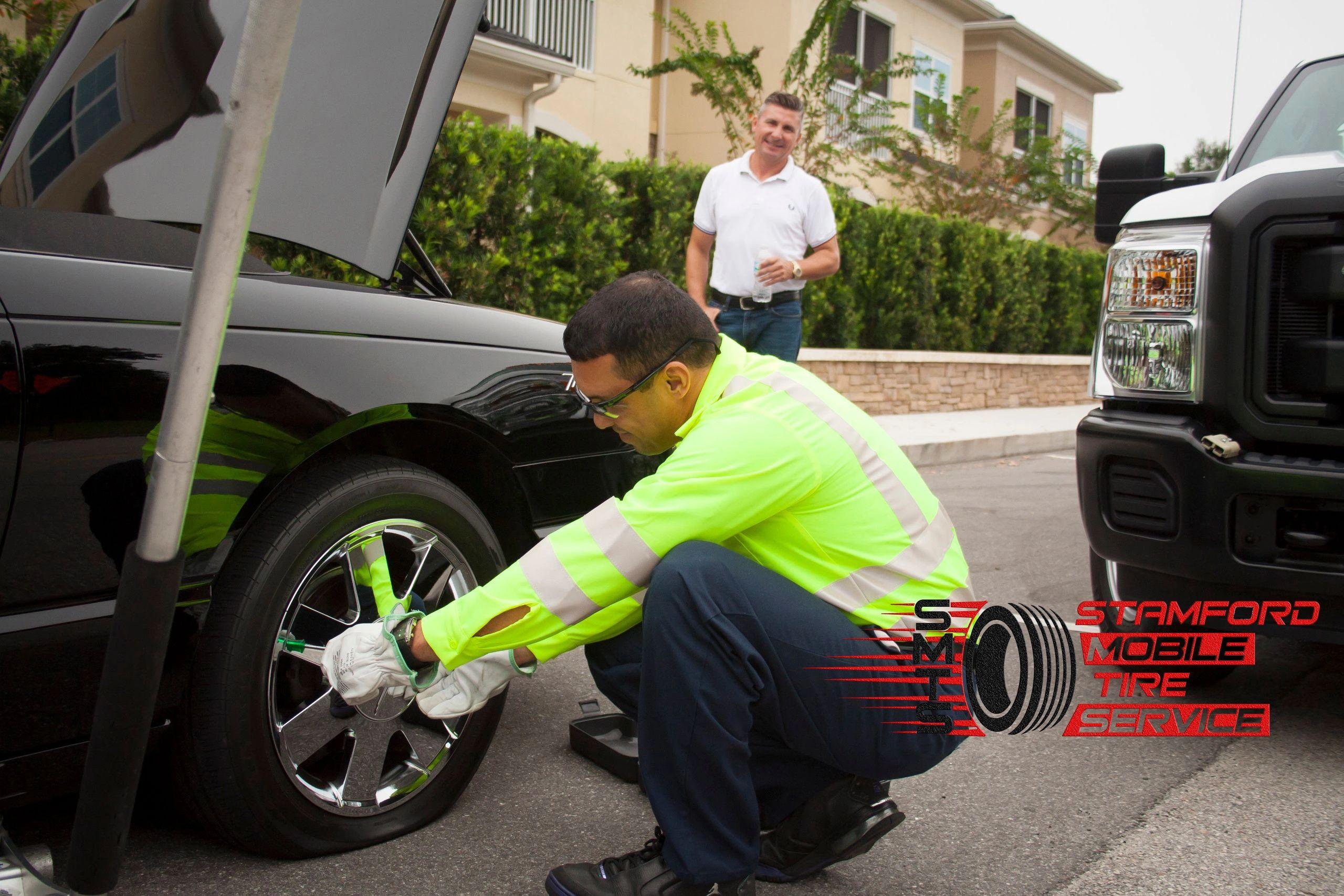 Mobile Tire Service >> Tire Shop Stamford Mobile Tire Service