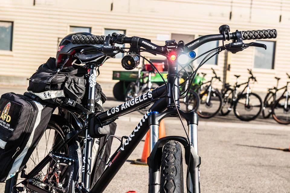 Volcanic Bikes - Police Mountain Bikes, Fat Tire Bikes