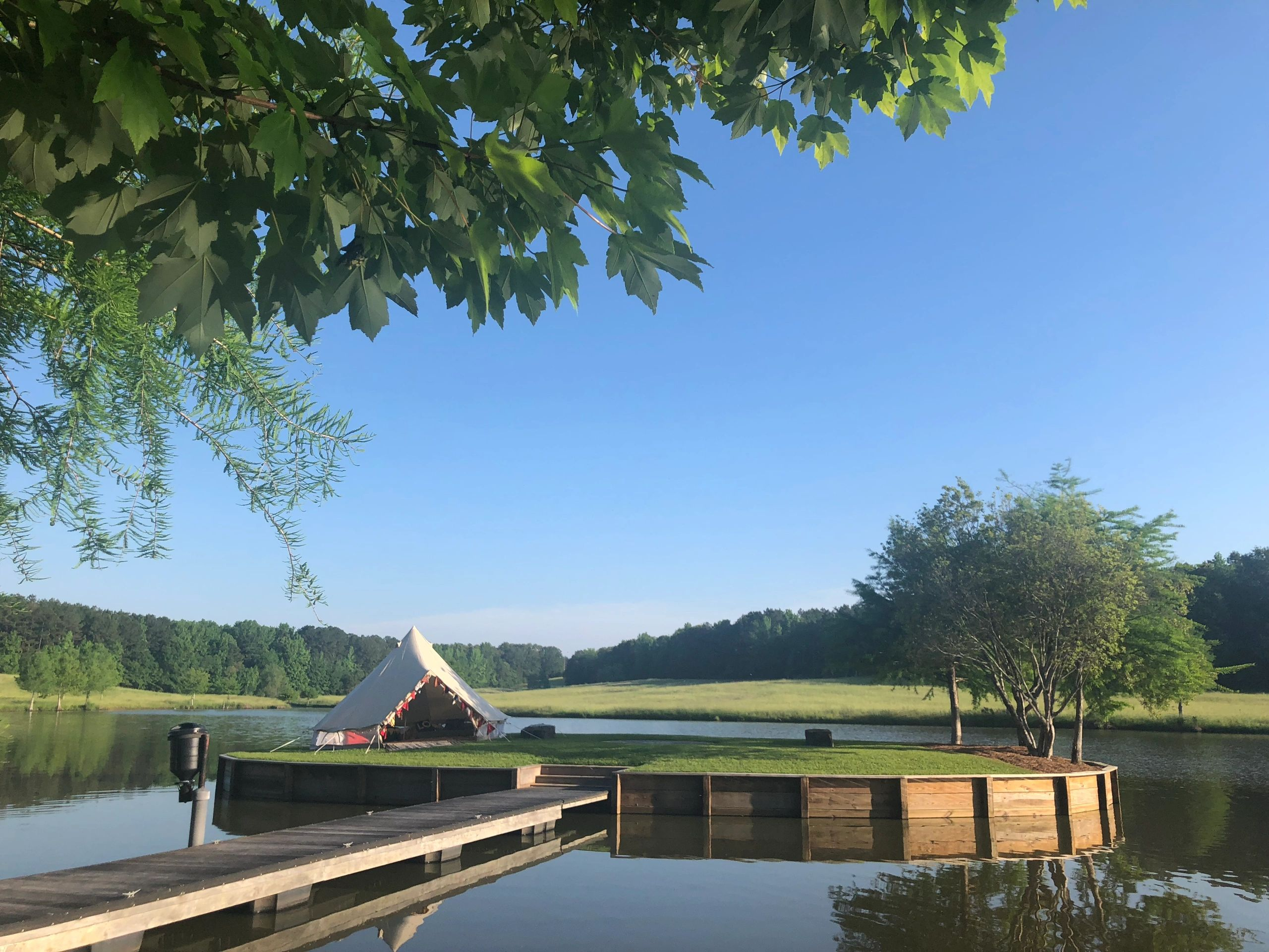 Glamping Parties And Events Upcountry Camp Jackson
