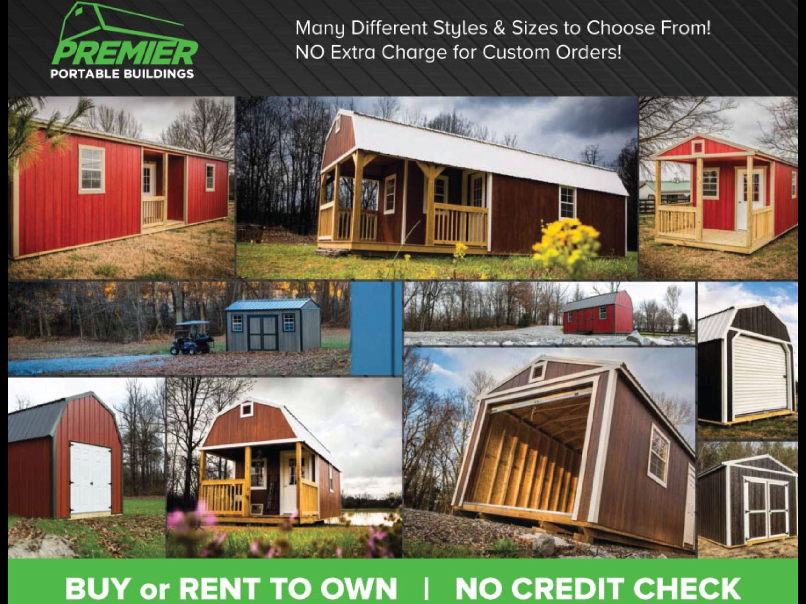 HOME | Portable Buildings