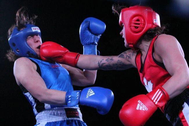 HOME   Thomas Settee Boxing Club