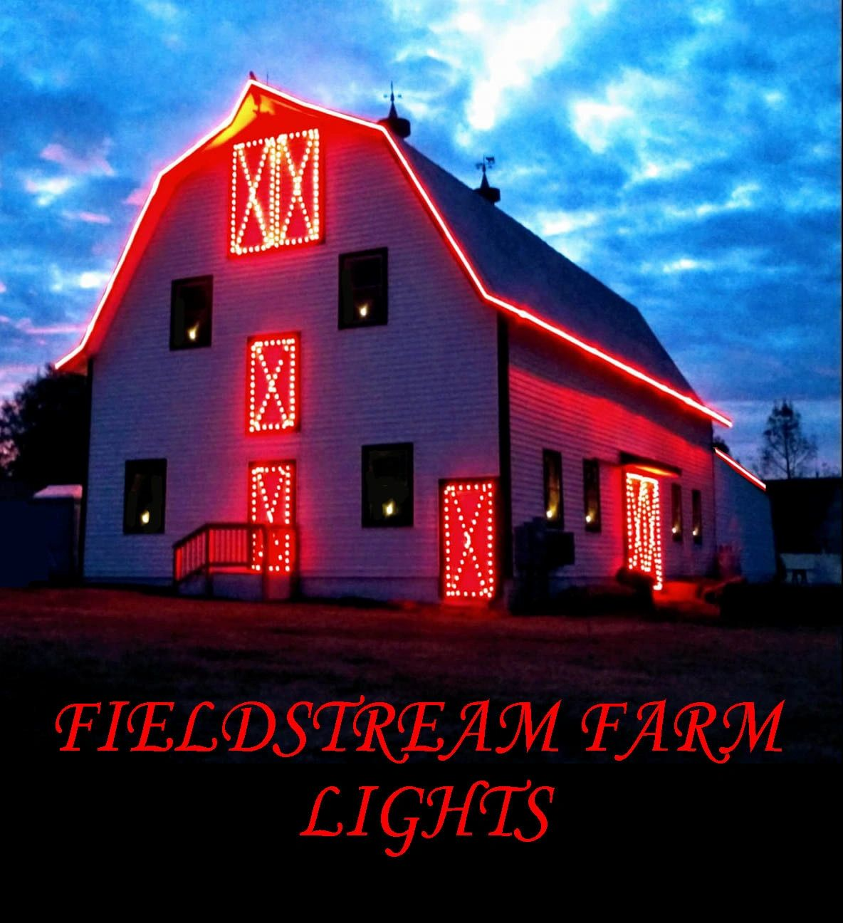 Christmas Lights Raleigh Nc 2020 That You Can Drive Through Fieldstream Farm   Christmas Light Show   Raleigh, North Carolina