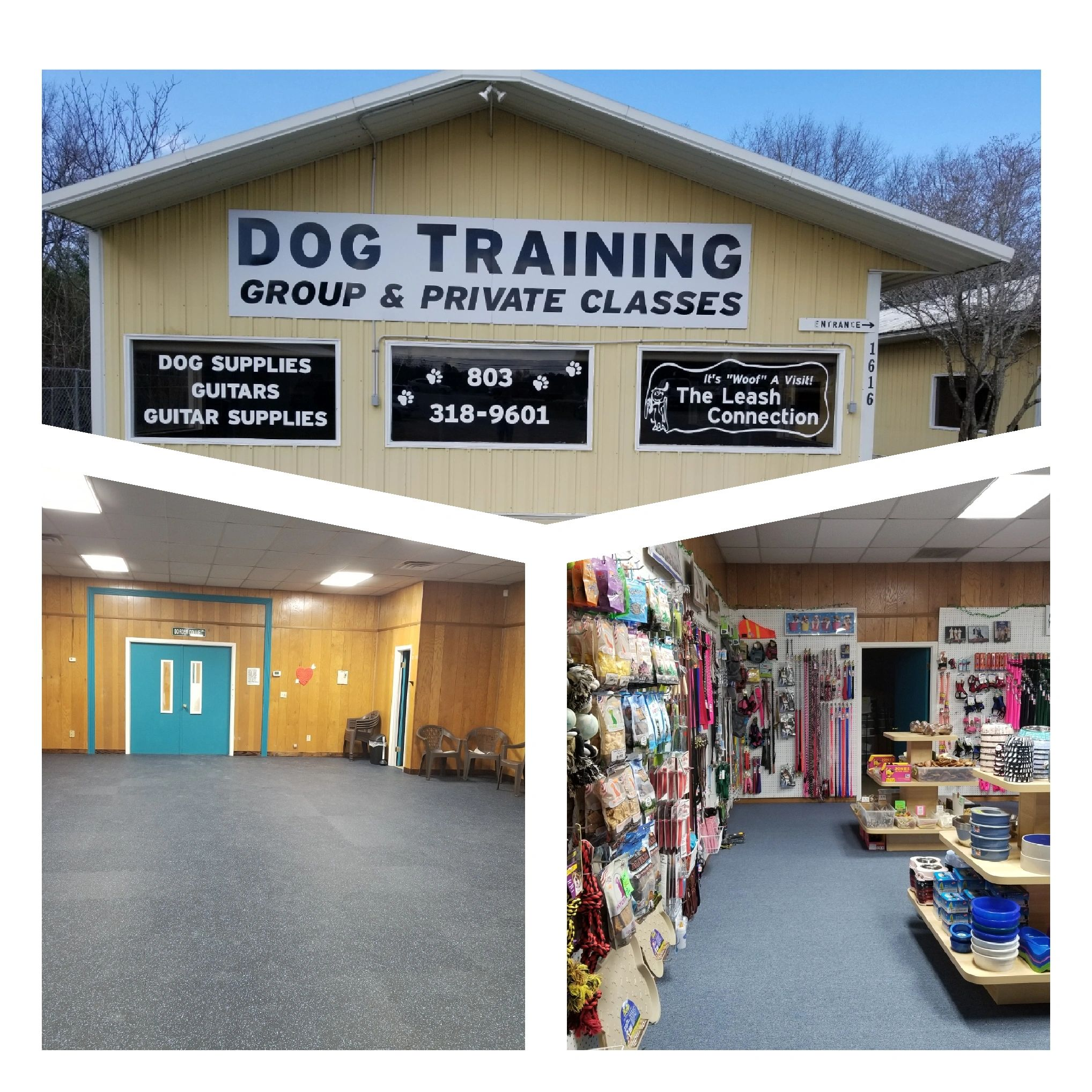 The Leash Connection - Dog Training, Dog Supplies