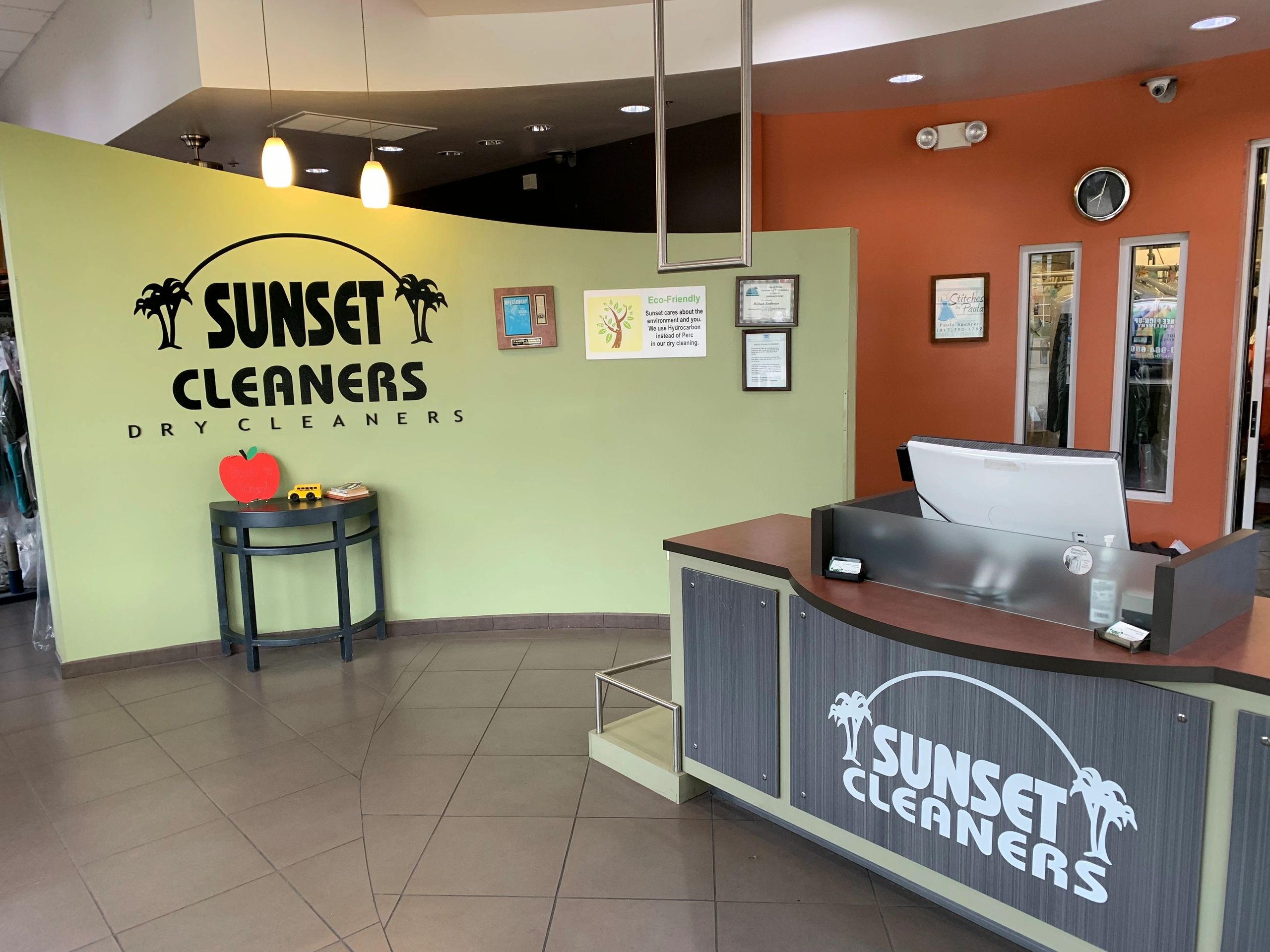 Terrific Sunset Cleaners Dry Cleaners Lutz Florida Interior Design Ideas Tzicisoteloinfo