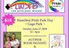 Book Read Aloud, Activity, Sales & Signing at Hamilton Pride Event at Gage Park on Sunday, June 17th, 2018