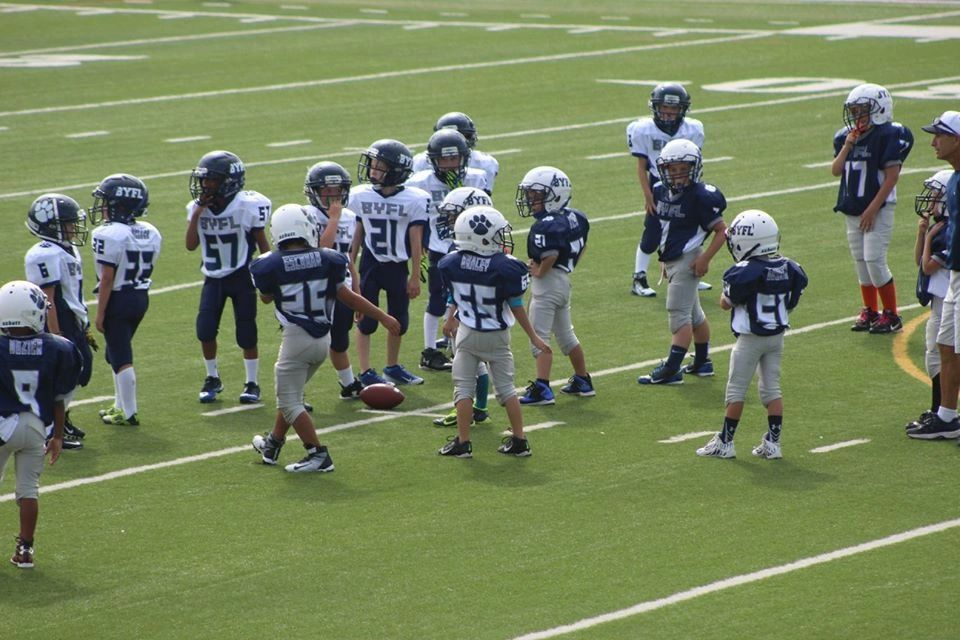 Consider, midget football rules suggest you