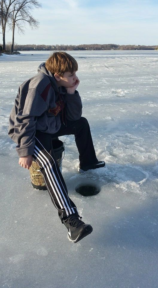 How 39 s the bite ice fishing apparel for How s the fishing