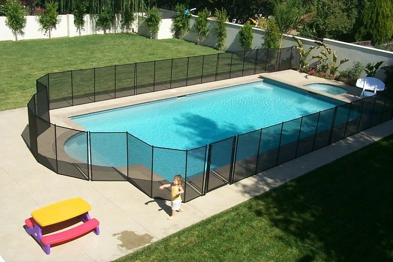Pool Fences Pool Nets All Safe Pool Barrriers Miami
