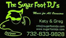 The Sugar Foot DJ's