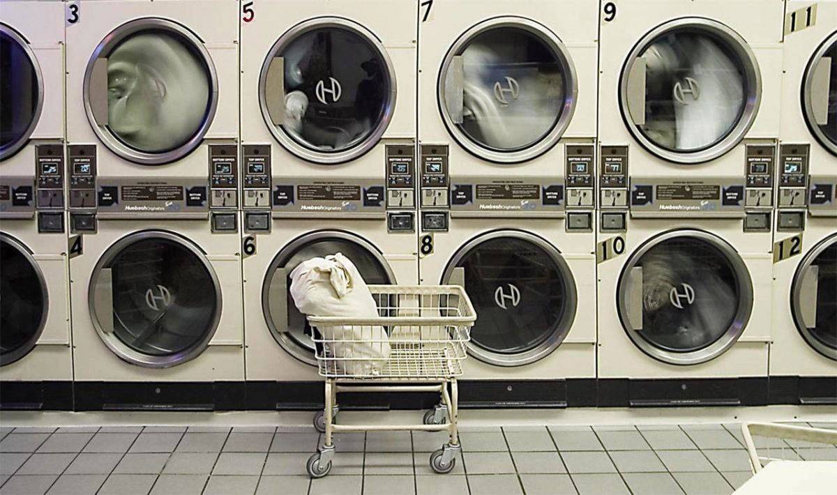 the laundromat - photo #38